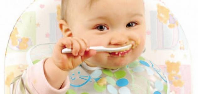 وصفات طعام للأطفال بعمر السنة