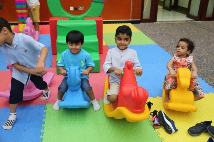 أنشطة للأطفال في عيد الأضحى