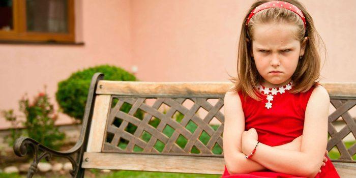 نوبات الغضب عند الأطفال