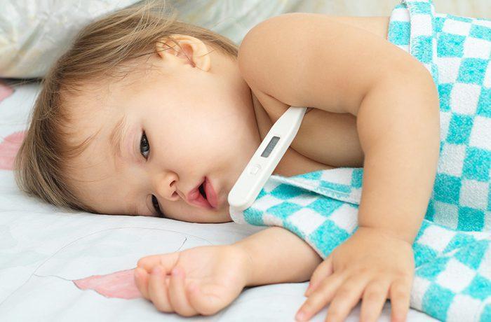 أفضل دواء للبرد والرشح للأطفال