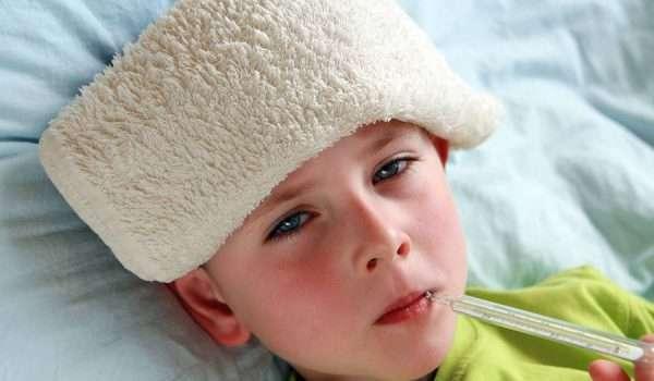 متى يكون ارتفاع درجة الحرارة خطير عند الأطفال