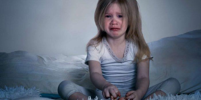اضطرابات النوم عند الأطفال سنتين
