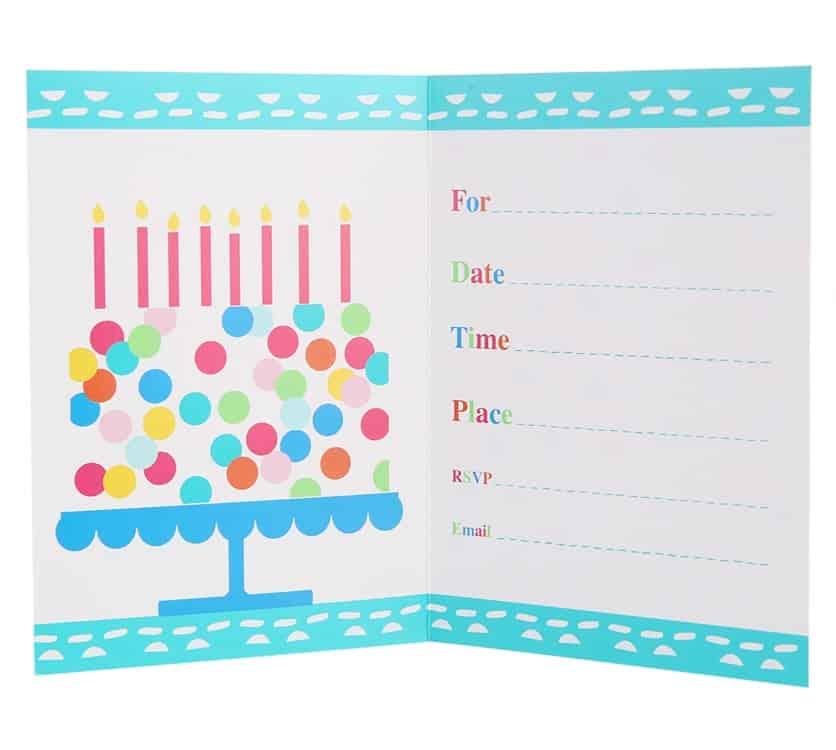 تجهيزات عيد ميلاد الأطفال بالصور