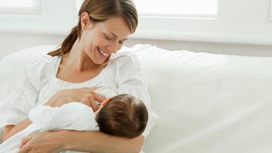 جدول الجمع بين الرضاعة الطبيعية والصناعية