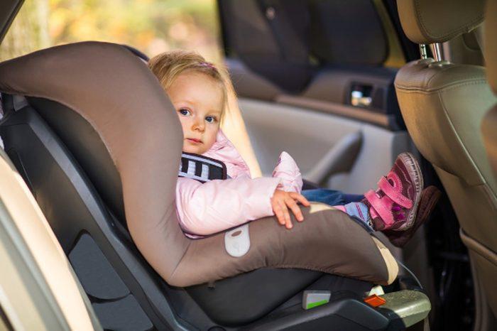 دعاء ركوب السيارة للأطفال