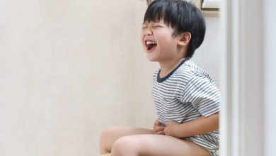 علاج الإمساك عند الأطفال 4 سنوات