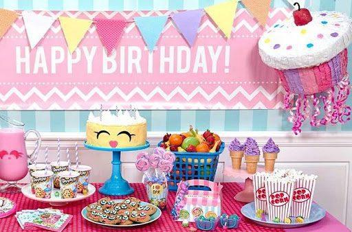 أفكار لعيد ميلاد بنات