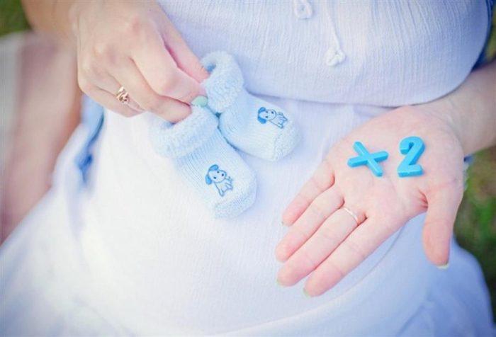 نصائح للحامل بتوأم في الشهر السابع
