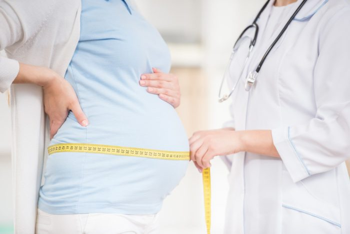 نقص وزن الحامل ونوع الجنين