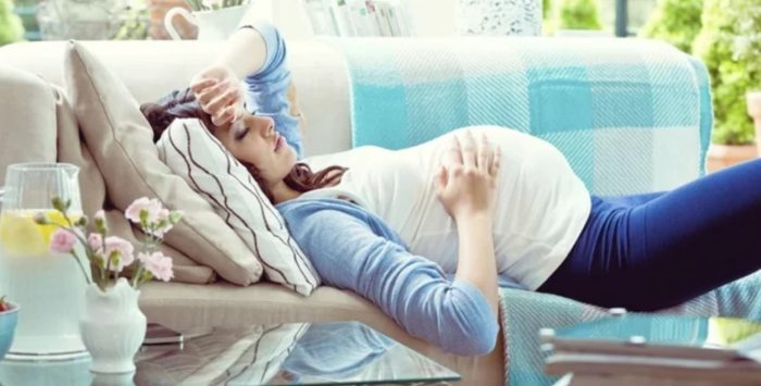 هل الغازات تؤثر على حركة الجنين؟