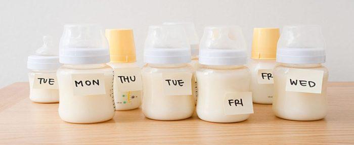 هل يفسد حليب الأم في الثدي؟