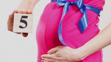 هل الجنين يتحرك في الشهر الخامس كل يوم؟
