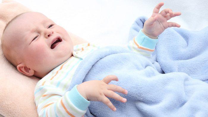كيفية تهدئة الرضيع