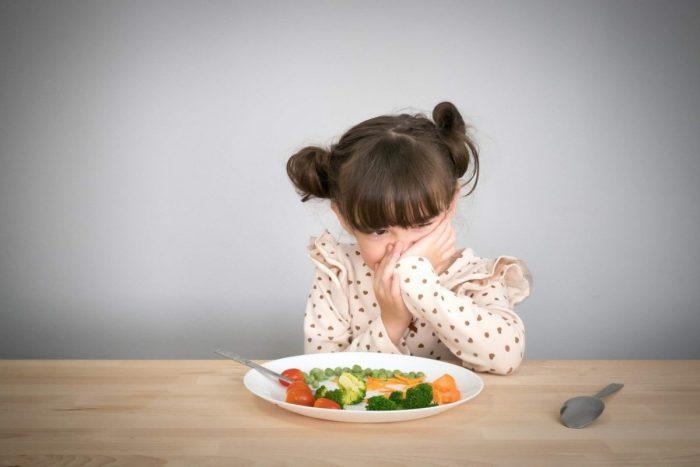أضرار فاتح الشهية للأطفال