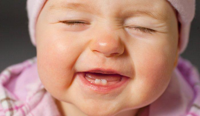 تسريع التسنين عند الأطفال