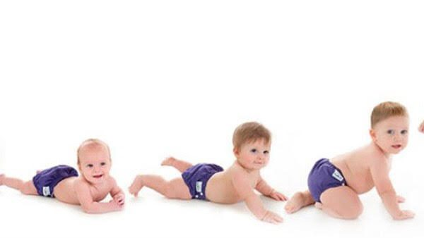 مرحلة نمو الطفل من 1 إلى 3 أشهر