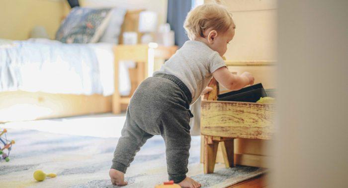 مرحلة نمو الطفل من 6 إلى 9 شهور