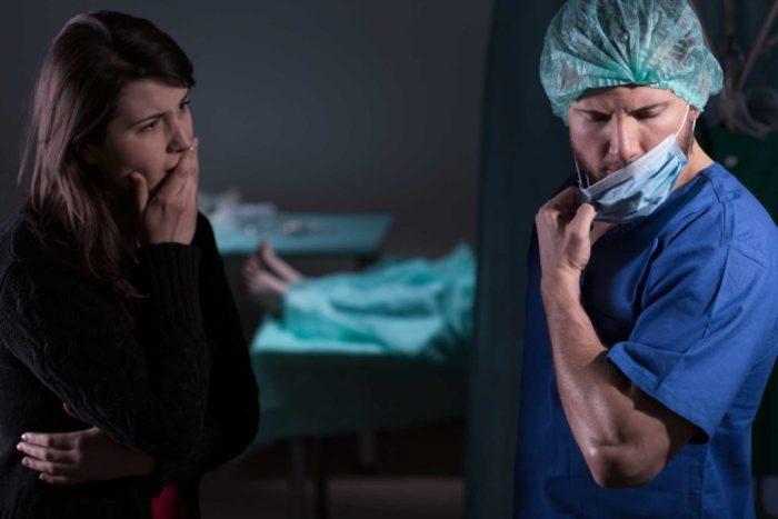 سبب موت الجنين في الشهر الثامن