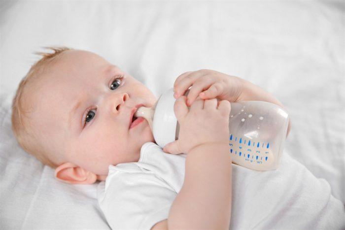 حليب الرضاعة