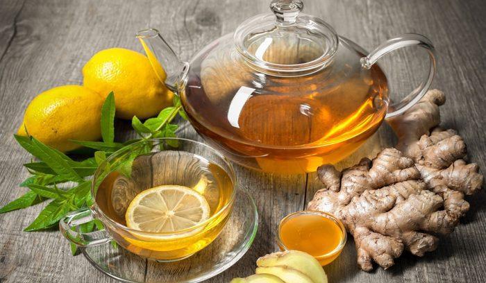 الزنجبيل والعسل لعلاج الكحة عند الأطفال
