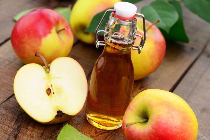 خل التفاح لعلاج الكحة لدى الأطفال