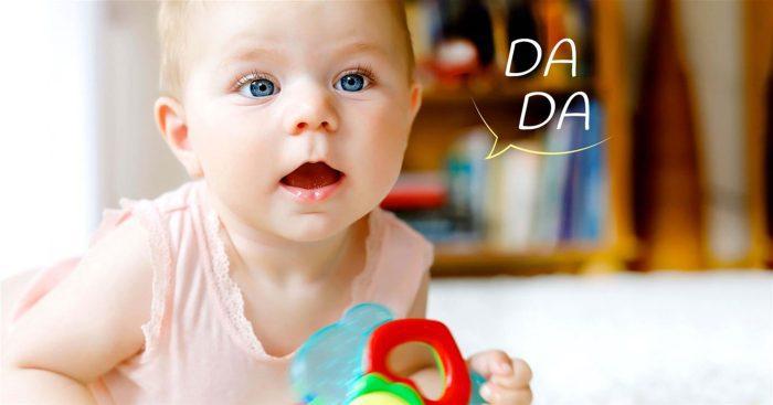 طرق تساعد على مناغاة الطفل