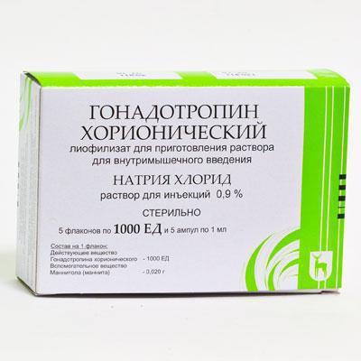 دواء جونادوتروبين