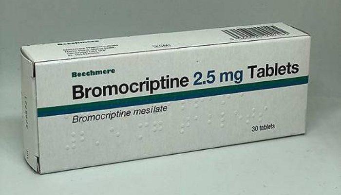 دواء البروموكريبتين (Bromocriptine)