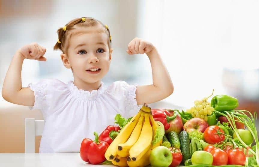 أفضل برنامج غذائي للأطفال 6 سنوات