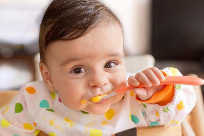 جدول تغذية الطفل 7 شهور