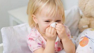 علاج البرد عند الرضع 5 شهور