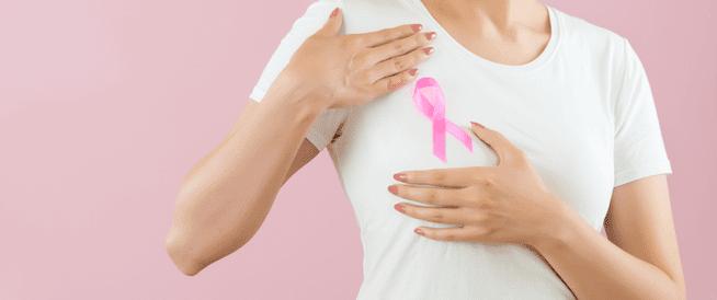 أعراض أكياس الثدي الحميدة