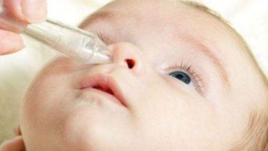 علاج الزكام للأطفال عمر سنة